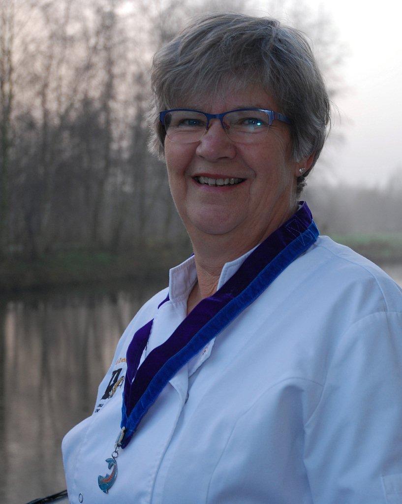 Els Kroese: zij geeft leiding aan de donderdagavond brigade. getuigschrift Chef de Cuisine: 6 juni 2015 (Zaanstad) penningmeester CCP